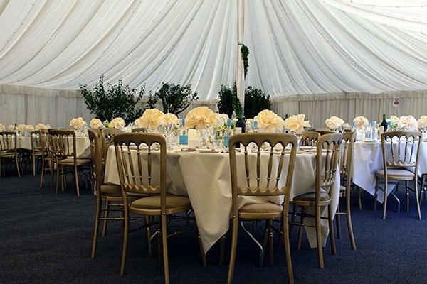 Fiskekrogen evenemang bröllop